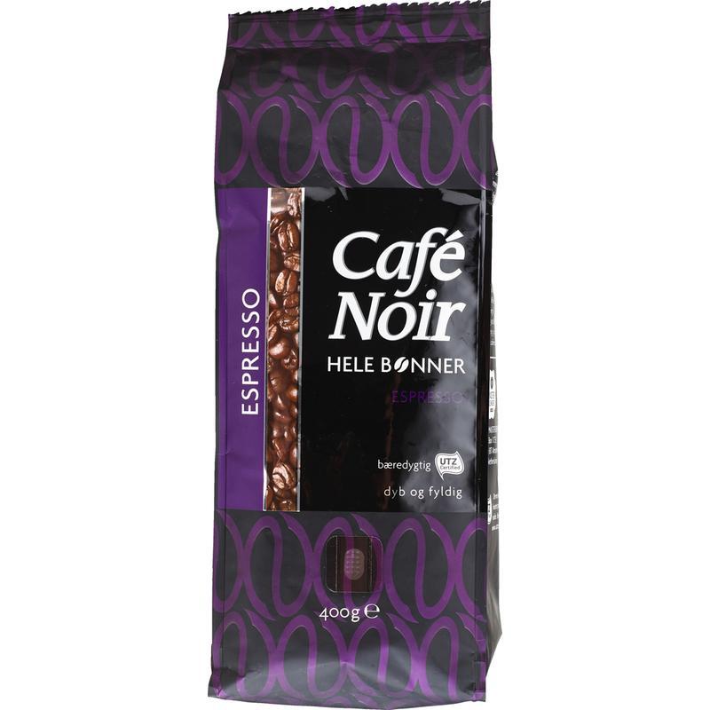 Cafe Noir Espresso Hele Bønner